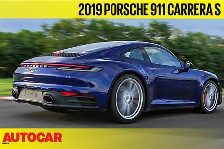 2019 Porsche 911 Carrera S video review