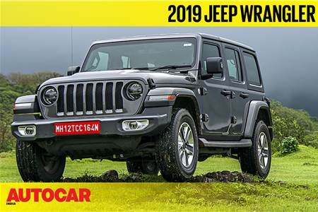2019 Jeep Wrangler video review