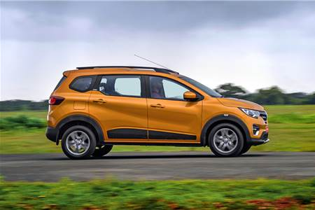 2019 Renault Triber review, test drive