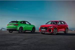 New Audi RS Q3, RS Q3 Sportback revealed