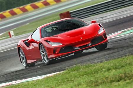 2019 Ferrari F8 Tributo review, test drive
