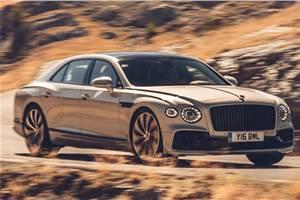 Bentley Flying Spur Blackline trim level introduced