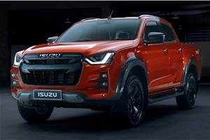 All-new Isuzu D-Max revealed