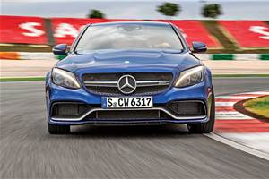 Next-gen Mercedes-AMG C63 to get four-cylinder hybrid engine