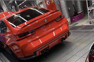 New BMW M3 leaked ahead of 2020 debut