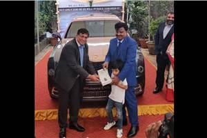 Bentley delivers first Mulsanne EWB in Karnataka