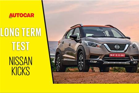 Nissan Kicks long term review video