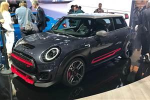 Mini John Cooper Works GP revealed at 2019 LA auto show