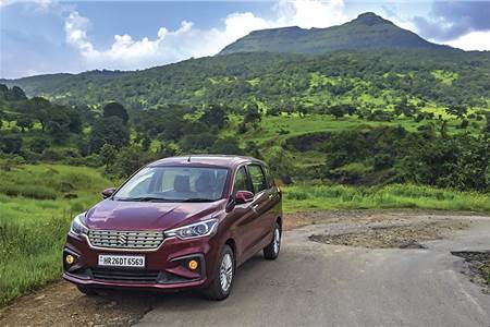 2019 Maruti Suzuki Ertiga long term review, third report