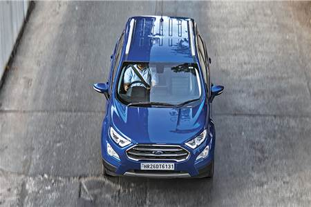 2019 Ford EcoSport long term review, second report