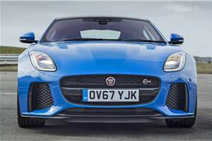 Jaguar F-Type facelift to be revealed on December 2