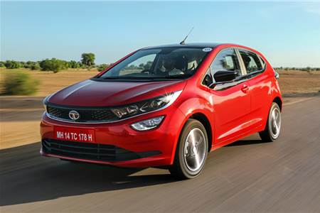 Tata Altroz review, test drive