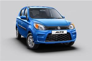 Maruti Suzuki Alto VXi+ launched at Rs 3.80 lakh