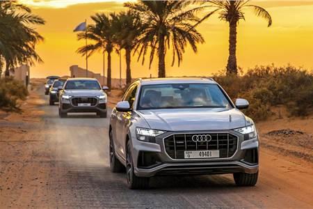 2020 Audi Q8 review, test drive