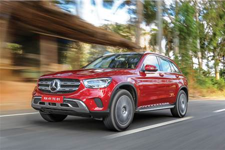 2019 Mercedes-Benz GLC facelift review, test drive
