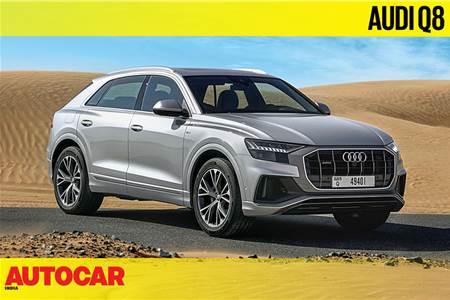 2020 Audi Q8 video review