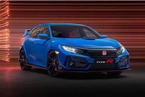 Honda reveals updated Civic Type R