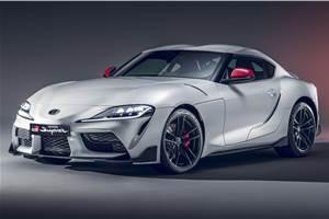 Entry-level Toyota GR Supra revealed