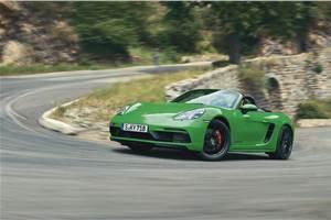 New Porsche 718 Cayman, Boxster GTS get flat-six engine
