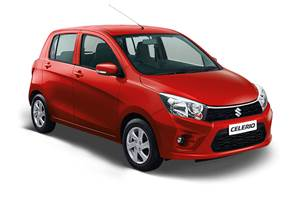 BS6 Maruti Suzuki Celerio launched at Rs 4.41 lakh