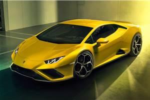Lamborghini Huracan Evo RWD India launch on January 29
