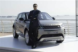 2020 Range Rover Evoque launched at Rs 54.94 lakh