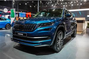 Skoda Kodiaq transitions into BS6 era with 2.0-litre petrol engine