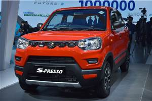 Maruti introduces CNG power to the S-Presso