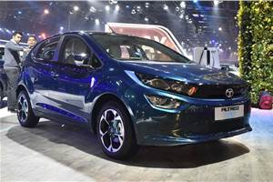 Tata Motors' electric car portfolio set to expand with Altroz EV launch