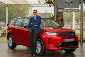 Land Rover Discovery Sport facelift launched at Rs 57.06 lakh