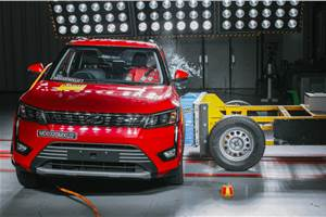 Mahindra XUV300 wins Global NCAP's Safer Choice award