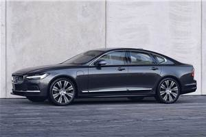 Volvo S90, V90 facelifts revealed