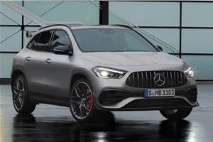 2020 Mercedes-AMG GLA 45 revealed