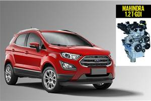 Mahindra-powered Ford EcoSport to launch in early 2021