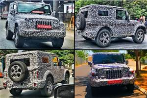 All-new Mahindra Thar launch confirmed for mid-2020