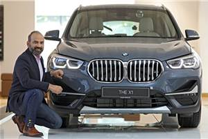 BMW X1 facelift launched at Rs 35.90 lakh