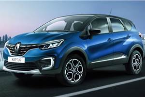 Renault Captur facelift revealed