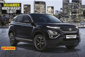 2020 Tata Harrier: Which variant to buy?
