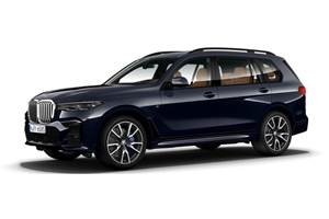 Entry-level BMW X7 xDrive30d DPE introduced at Rs 92.50 lakh
