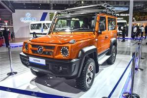 All-new Force Gurkha India launch by mid-2020