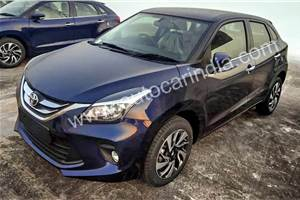 Toyota sells over 24,000 units of Glanza since launch