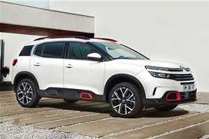 COVID-19 crisis: Citroen C5 Aircross India launch postponed to Q1 2021