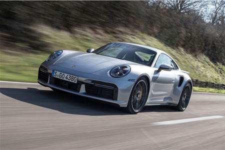 2020 Porsche 911 Turbo S review, test drive