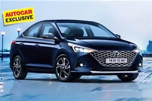 2020 Hyundai Verna fuel economy revealed