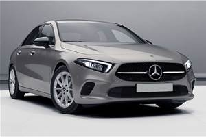 Mercedes-Benz A-class sedan to be available in three variants