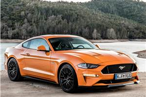 Next-gen Ford Mustang to get hybrid V8, all-wheel drive