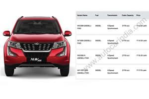 BS6 Mahindra XUV500 priced between Rs 13.20-17.70 lakh