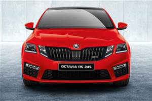 Skoda Octavia RS 245 sold out in India