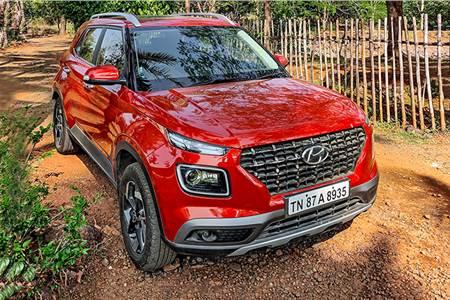 Hyundai Venue long term review, first report