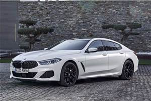 BMW 8 Series Gran Coupe, M8 Coupe India launch on May 8